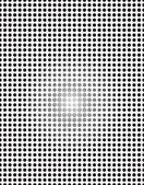 Halftone pattern background vector illustration — Stock Vector