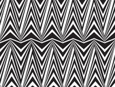 Opart background editable vector opticaly movement — Stock Photo