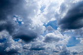 Rain cloud — Stockfoto
