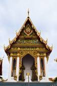 Buddhism church , in Thai temple — Stock fotografie