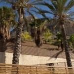 Santa Barbara Castle — Stock Photo #56636469