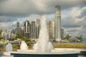 Panama city — Stock Photo