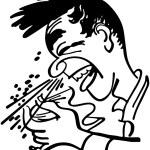 Big Sneeze — Stock Vector #55666957