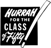 Hurrah For The Class — Stock Vector