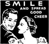 Beautiful Smile — Stock Vector