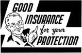 Good Insurance — Stock Vector