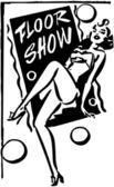 Floor Show Banner — Stock Vector
