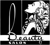 Beauty Salon — Stock Vector
