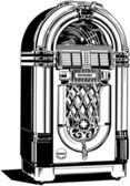 Jukebox — Stock Vector