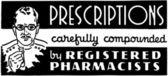 Prescriptions — Stock Vector