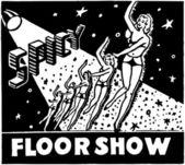 Spicy Floor Show — Stock Vector