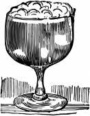 Café irlandais — Vecteur
