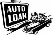 Auto Loans — Stock Vector