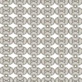 Seamless Fabric Pattern Wallpaper — Stok Vektör