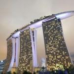 Marina Bay Sands Singapore — Stock Photo #55737931