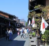 Takayama Japan — Stock Photo