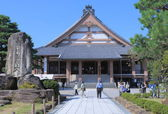 Japanese temple Takayama — Stock Photo