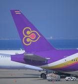 Thai Airways — Stock Photo