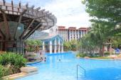 Hard Rock Hotel Sentosa Singapore — Stock Photo