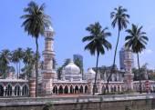 Masjid Jamek Mosque Kuala Lumpur — Stock Photo