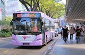 GOKL City bus Kuala Lumpur — Stok fotoğraf