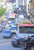 Traffic Jam Kuala Lumpur — Photo