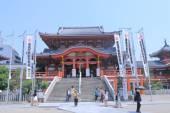 Osu Kannon Temple Nagoya Japan — Stock Photo