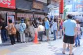 Sweet shop Nagoya Japan — Stock Photo