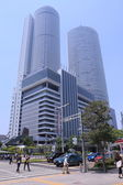 Nagoya JR Central towers Japan — Zdjęcie stockowe