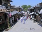 Kyoto sightseeing Japan — Stock Photo
