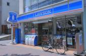 Lawson Convenience store Japan — Stock Photo