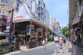 Sankita street Sannomiya Kobe Japan — 图库照片