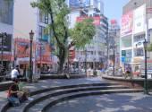 America mura Osaka Japan — Stock Photo