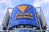 Village Cinemas Australia — Stock Photo