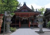 Kanazawa Shrine Japan — Stock Photo