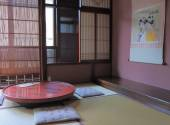 Traditional Japanese tatami room — Stock Photo