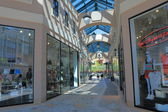 Shopping arcade Kanazawa Japan. — Stock Photo