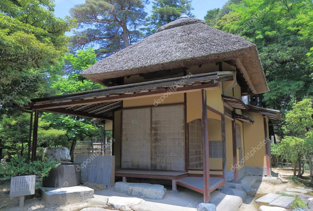 Image gallery old japanese tea house for Traditionelles japan