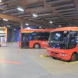 Постер, плакат: Southern Cross Station Bus terminal