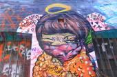 Graffiti — Fotografia Stock