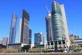 Melbourne skyscrapers — Stock Photo
