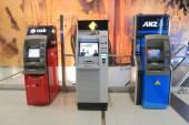 Cash machine ATM — Stock Photo