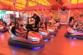 Theme park Melbourne — Stock Photo