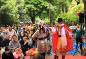 Chinese Fashion show Chengdu — Fotografia Stock