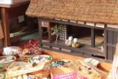 Japanese craft souvenir — Stockfoto