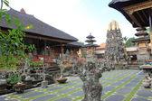 Hindu Temple Ubud Bali — 图库照片