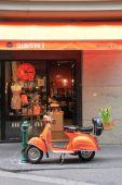 Cute shop Melbourne — Stock Photo