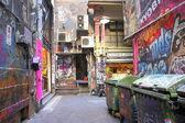 Граффити — Стоковое фото