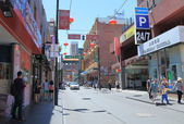 Chinatown Melbourne Australia — Stock Photo