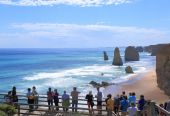 Twelve Apostles Australia nature — Stock Photo
